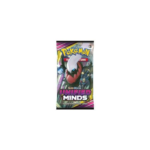 Pokemon TCG: Sun & Moon 11 Unified Minds Booster